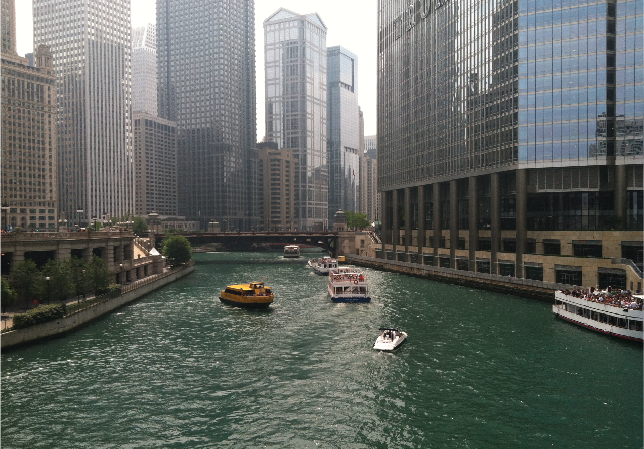 chicago-river