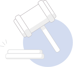 Decorative image of a gavel
