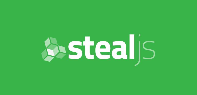 logo stealjs