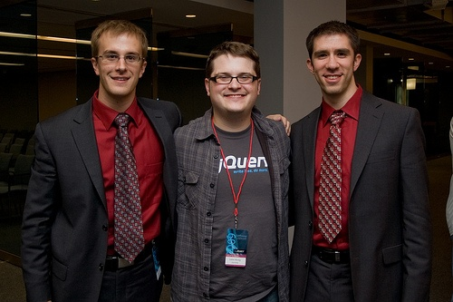 A long time ago, at a jQuery Conf far, far away...