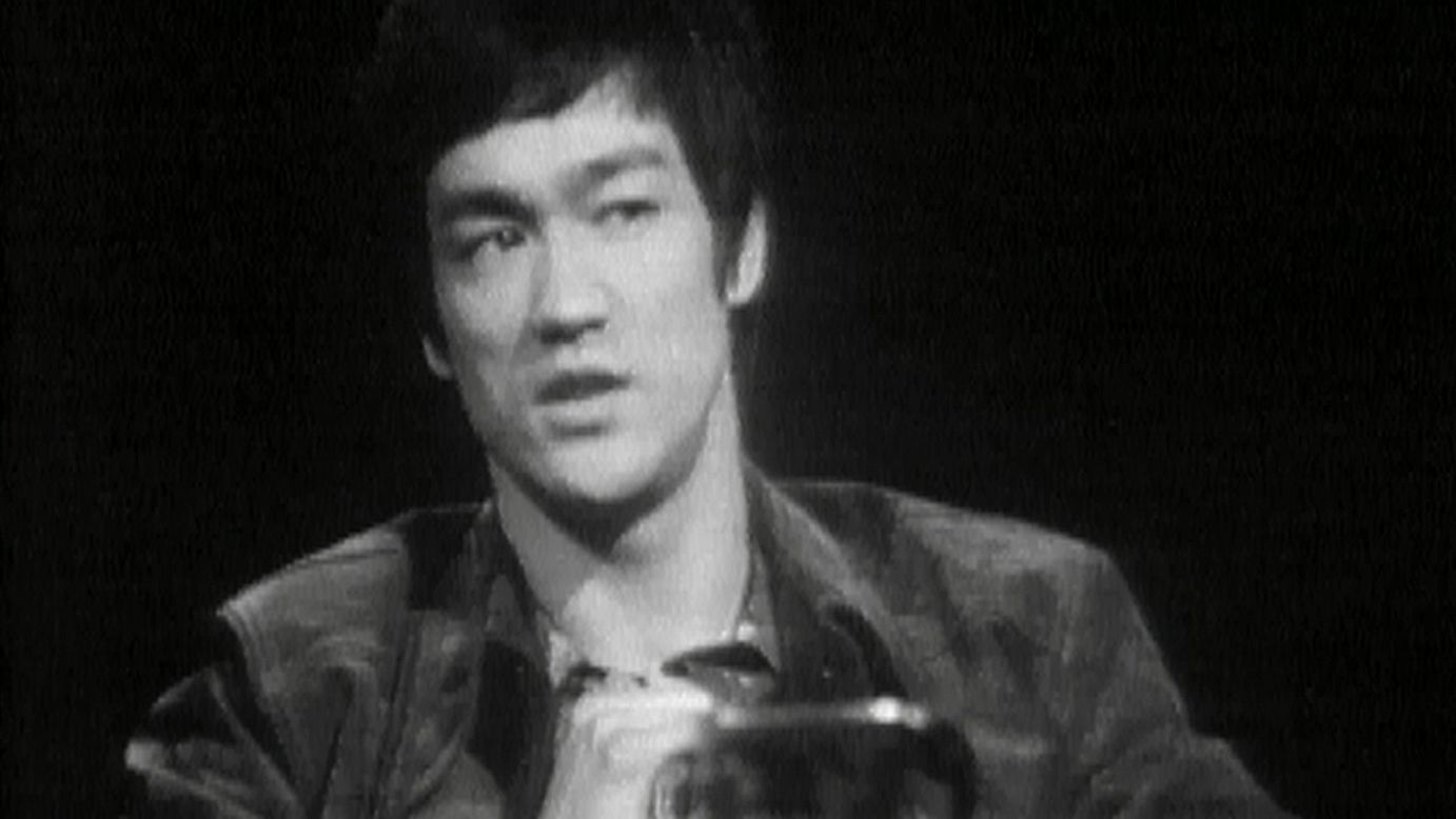 Bruce Lee Interview Image