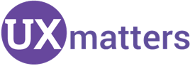 logo UX Matters