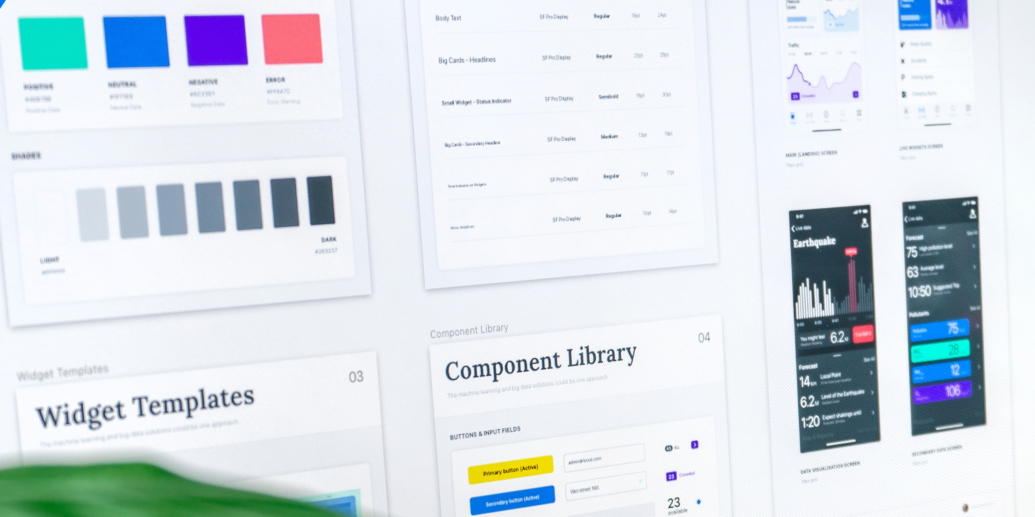 Creating a design system with Storybook