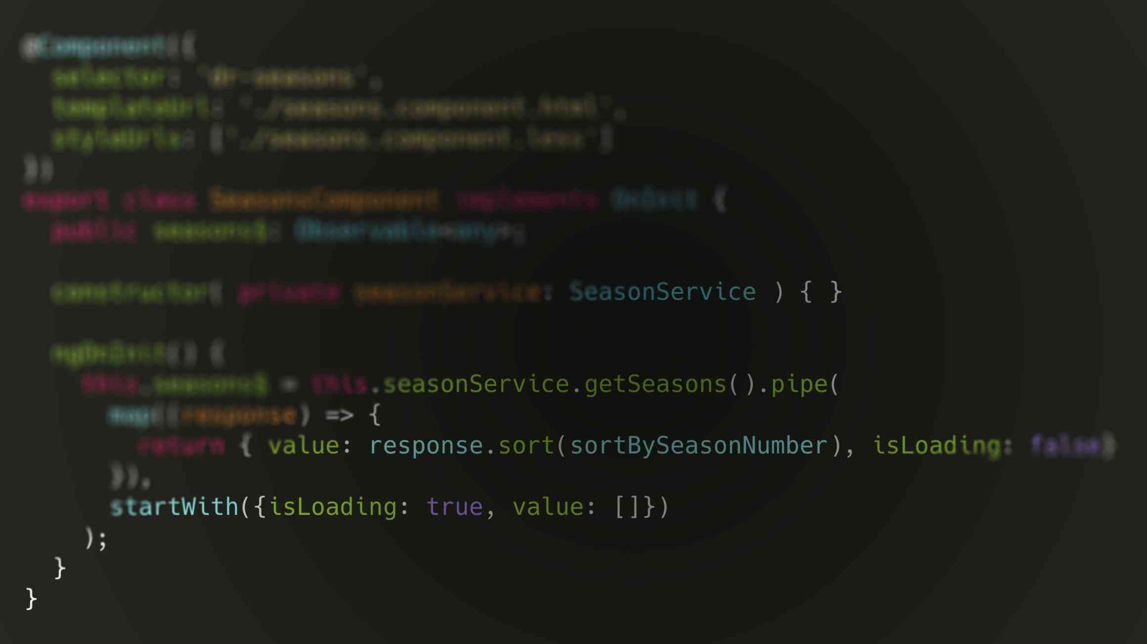 RxJS with React