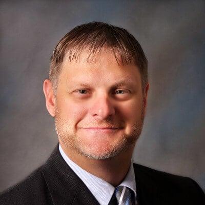 Headshot image of Jason Carter
