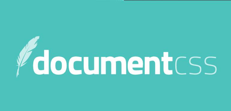 logo documentcss